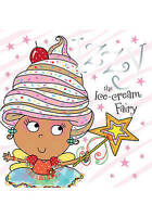 Izzy Izzy the Ice-cream Fairy Story Book by Tim Bugbird, Good Used Book (Paperba