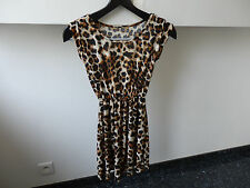 Belle Robe imprimée Léopard taille S/ M