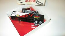 SNAP-ON RACING TEAM - WINROSS 1997 LIMITED EDITION SEMI TRUCK AND TRAILER