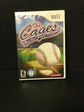 Cages: Pro Style Batting Practice (Nintendo Wii, 2010) New