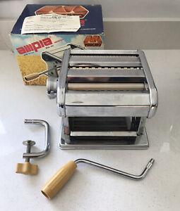 Marcato Ampia 150 pasta machine Made In Italy 🇮🇹