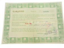 Rolex certificate serial number 3.909.273 genuine garanzia certificato originale