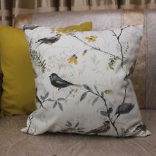 Bird Cushion Cover Spring Summer Autumn Decorative Throw Pillow Case for Sofa