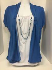 Sara Morgan Women's Layered Blouse Size XL