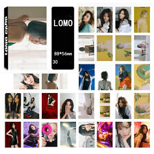 30pics set TAEYEON SNSD GIRLS GENERATION FINE I GOT LOVE LOMO KPOP CARD