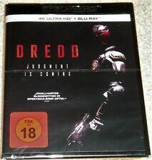 Dredd 4K Ultra HD+Blu Ray / Import / WORLDWIDE SHIPPING
