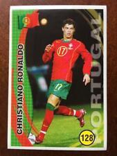 Cristiano Ronaldo Sticker #128 Portugal Rare