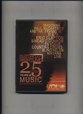 Saturday Night Live - 25 Years of Music Volume 4 DVD