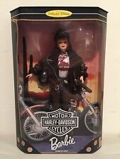 Harley Davidson Barbie #2 Redhead Nrfb Mint collector edition #20441
