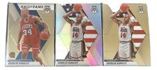 2019-20 MOSAIC 🏀CHARLES BARKLEY🏀 LOT of (3) FEATURING TEAM USA SILVER PRIZM!