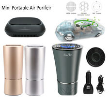 Room Air Purifiers Hepa Filter Home Smoke Cleaners Indoor Dust Mold Remover Mini
