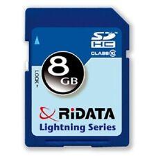 Super Talent SDHC 8GB Class 6 SD Card