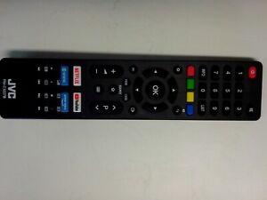 GENUINE JVC TV REMOTE CONTROL RM-C3227B