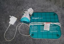 Angelcare AC401 Momement And Sound Baby Monitor - Turquoise/White