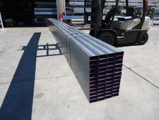 STEEL RHS GAL BOX SECTION 50x25x1.6MM  (NEW) 8.0 MTR LENGTHS