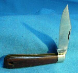 Vintage W.D. Herbert Germany   Pocket Knife *