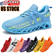Men Breathable Shock Absorption Sports Running Shoes Comfort Sports Sneakers Gym