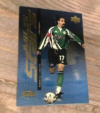 1999 Upper Deck MLS Stars #M17 - Marcelo Balboa, Colorado Rapids