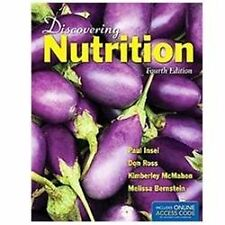Discovering Nutrition by Don Ross, Paul Insel, Kimberley McMahon and Melissa Ber