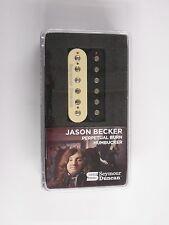 Seymour Duncan Jason Becker Perpetual Burn Bridge Trembucker Black/Creme
