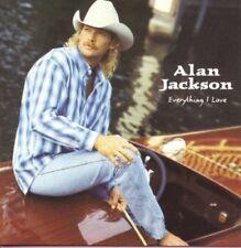 ALAN JACKSON - EVERYTHING I LOVE - CD SIGILLATO 1996