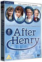 Nuovo Dopo Henry Serie 1 A 4 Collezione Completa DVD (7953128)