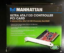 Manhattan ultra ATA/133 controller PCI card