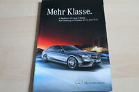 129138) Mercedes E-Klasse W212 - Mehr Klasse - Prospekt 02/2013