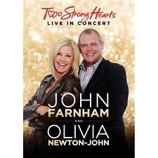 JOHN FARNHAM/OLIVIA NEWTON-JOHN TWO STRONG HEARTS LIVE DVD ALL REGIONS NTSC NEW