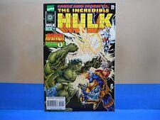 THE INCREDIBLE HULK Volume 1 #444 of 474 1962-97 Marvel Comics Uncertified
