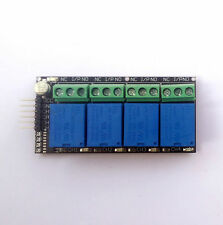 12V 4 Channel Relay Board for Arduino Raspberry Pi AVR PIC ARM 8051