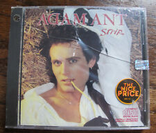 RARE NEW SEALED ADAM ANT STRIP CD NEW WAVE ROCK PHIL COLLINS