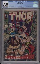Thor #152 - CGC 7.0 - 0313577021