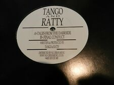 "Tango And Ratty* ‎– Tales From The Darkside  12"" USED 2004 (1992) Tango & Ratty"