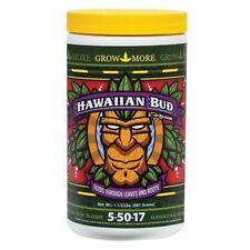 Hawaiian Bud 1.5 lb Bloom Booster Flower Nutrient Fertilizer 5-50-17