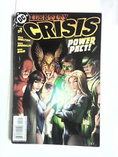 IDENTITY CRISIS n° 2 ( DC Comics ) 2004 Cover by Michael Turner.