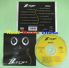 CD ZZ TOP Hi-fi mama 1993 LIVE LINE LL 15445 (Xs3) no lp mc dvd