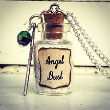 Angel Dust Necklace-Supernatural-Jewellery-Christmas Stocking Filler