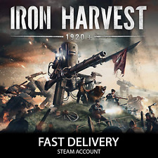 Iron Harvest | Steam Account | Fast Delivery | Cheapest |