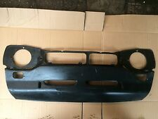 Ford Escort Mk1 Front Panel Round Headlight type, no Starter Handle Hole version