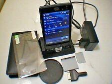 Hewlett Packard HP iPAQ 214 PDA Handheld mit Ladestation Zubehör Neuwertig