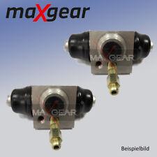 2x Radbremszylinder für Bremsanlage Hinterachse MAXGEAR 19-0147