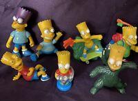 Burger King Simpsons Creepy Classics Seven Barts 1990 92 2007 08 12
