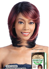 Freetress Equal Green Cap Synthetic HAIR Wig 002