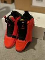 Nike Air Jordan XXXIV 34 Infrared 23 Basketball Shoes 10.5 BRAND NEW AR3240-600