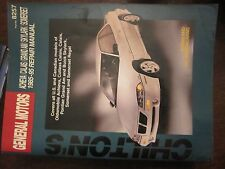 CHILTON'S GENERAL MOTORS ACHIEVA CALAIS GRAND AM SKYLARK   1985-95 REPAIR MANUAL