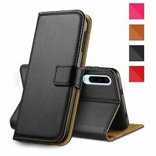 Flip Cover For Huawei P30 Lite Pro Leather Wallet Style With Magnetic Closure