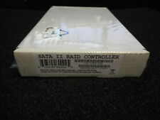 LSI 3ware 9650SE-2LP 1PACK SATA II RAID CONTROLLER CARD 701-3250-30B SEALED >