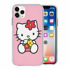 Para Teléfono Móvil Sintético Funda Parte Trasera Hello Kitty Rosa - T1465