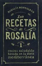 Las recetas de Rosalia (Spanish Edition)-ExLibrary